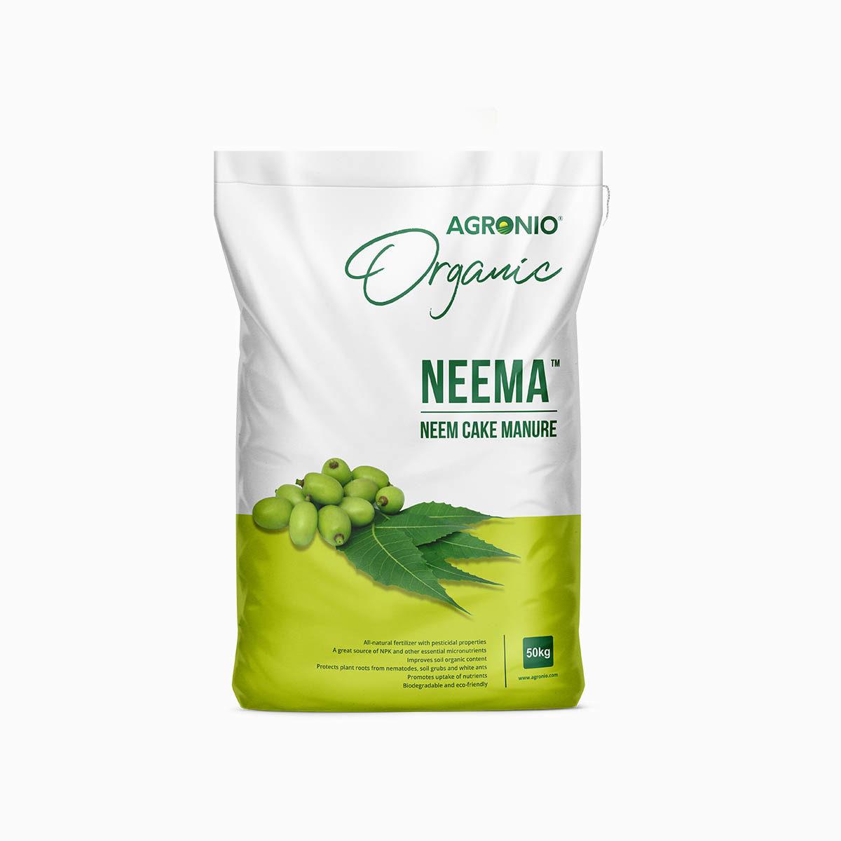 organic neem cake fertilizer